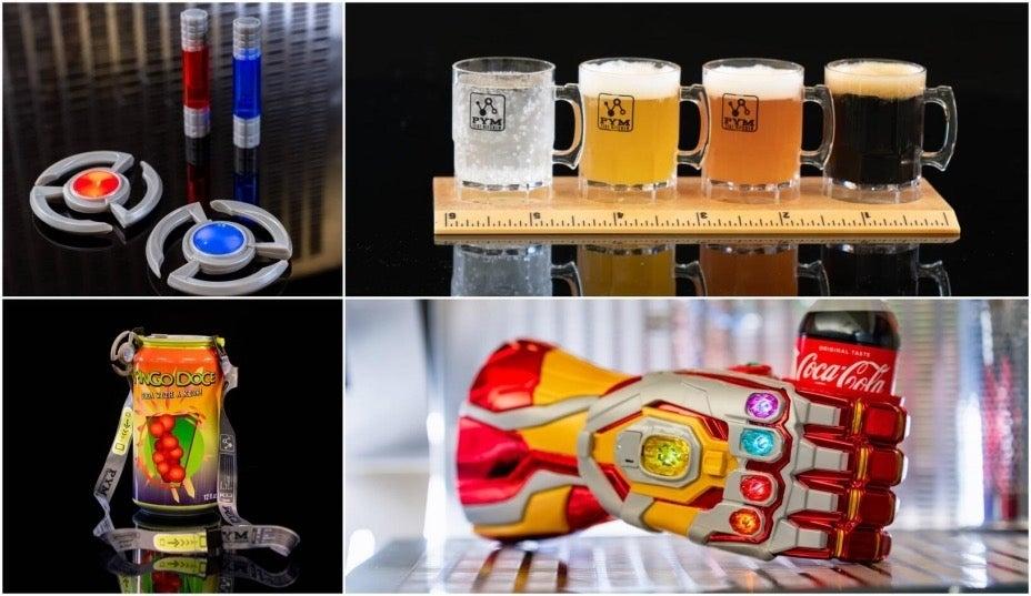 Marvel drinks