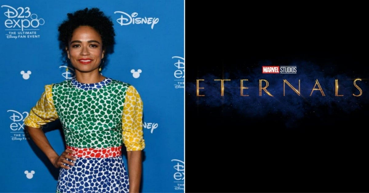 Marvel Eternals Lauren Ridloff Walking Dead Makkari