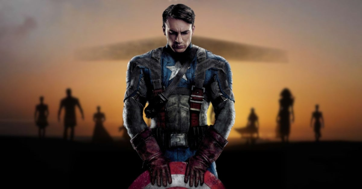 Marvel Eternals Movie Captain America Connections Theory