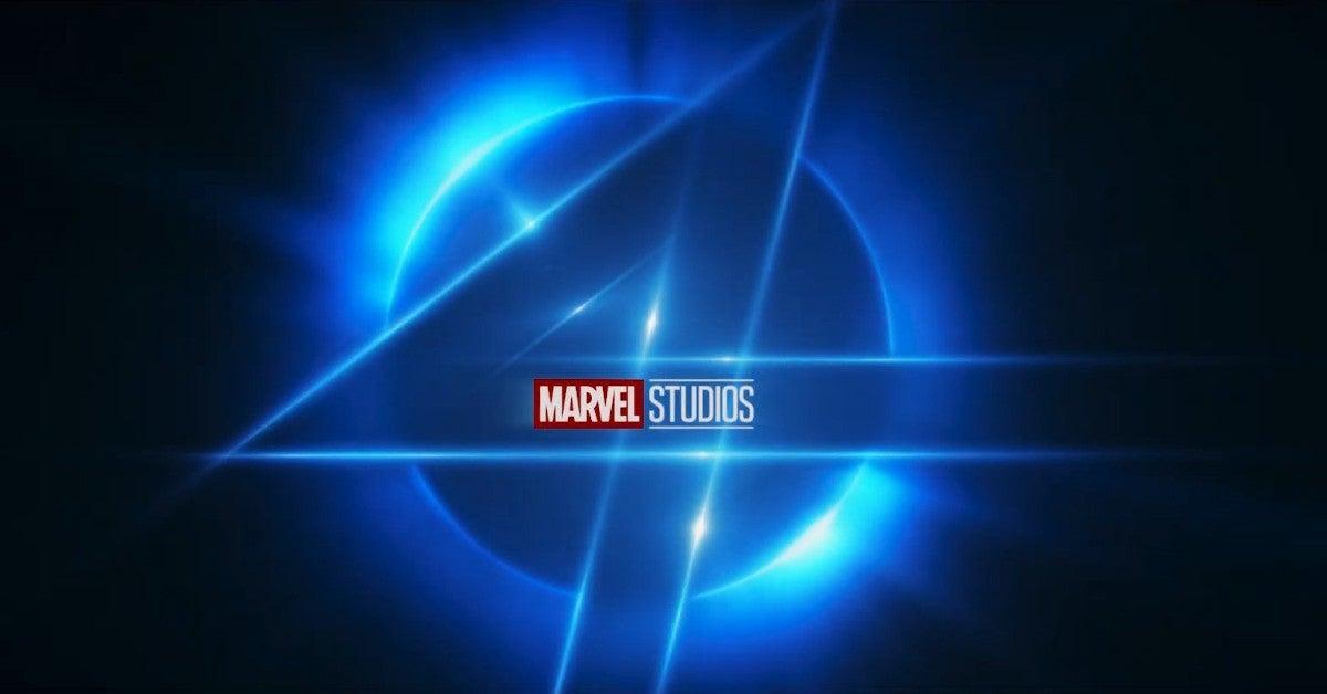 Marvel Fantastic Four Logo MCU Phase 4 Teaser Trailer 2021