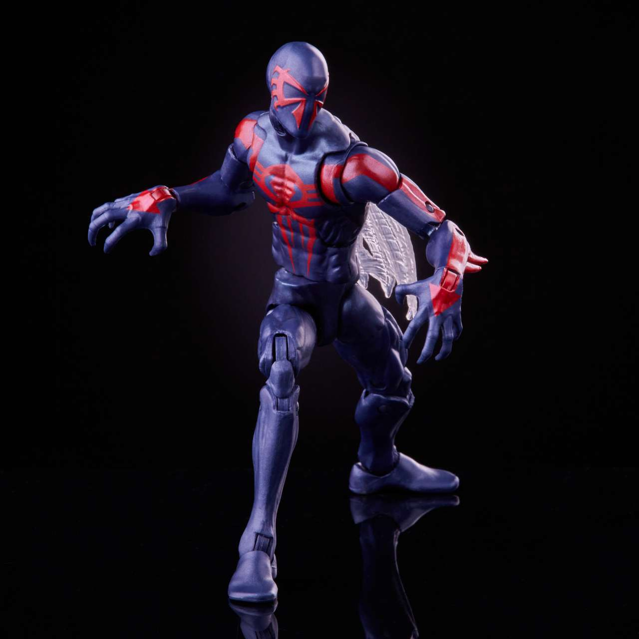 MARVEL LEGENDS SERIES 6-INCH SPIDER-MAN 2099 Figure - oop (3)