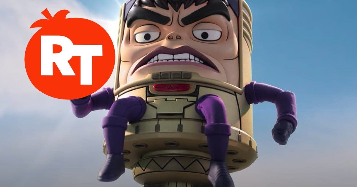 Marvel MODOK Reviews Perfect Rotten Tomatoes Score