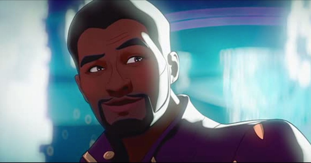 Marvel's What If Release Date Tchalla Star Lord Chadwick Boseman