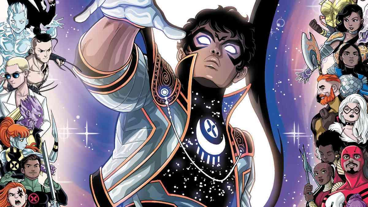 Marvel Somnus Mutant X-Men LGBTQ+