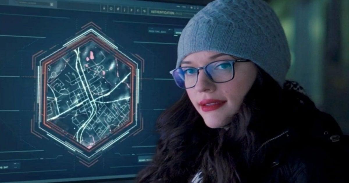 Marvel WandaVision Darcy Lewis Kat Dennings