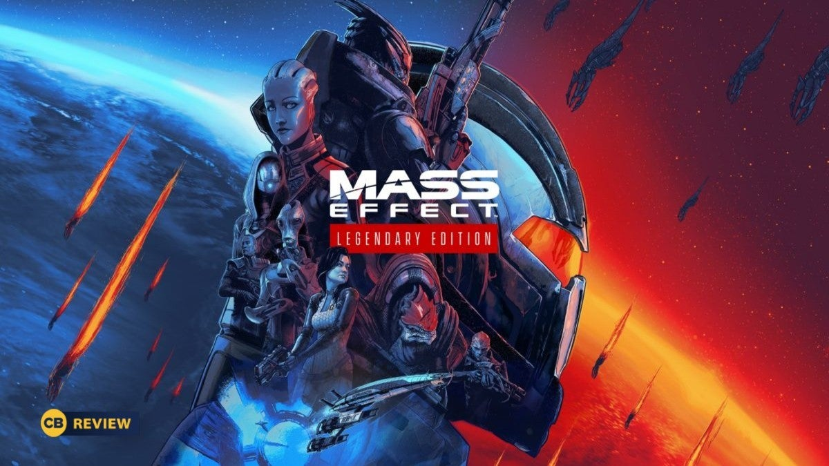 Mass Effect Legendary Edition Review hed