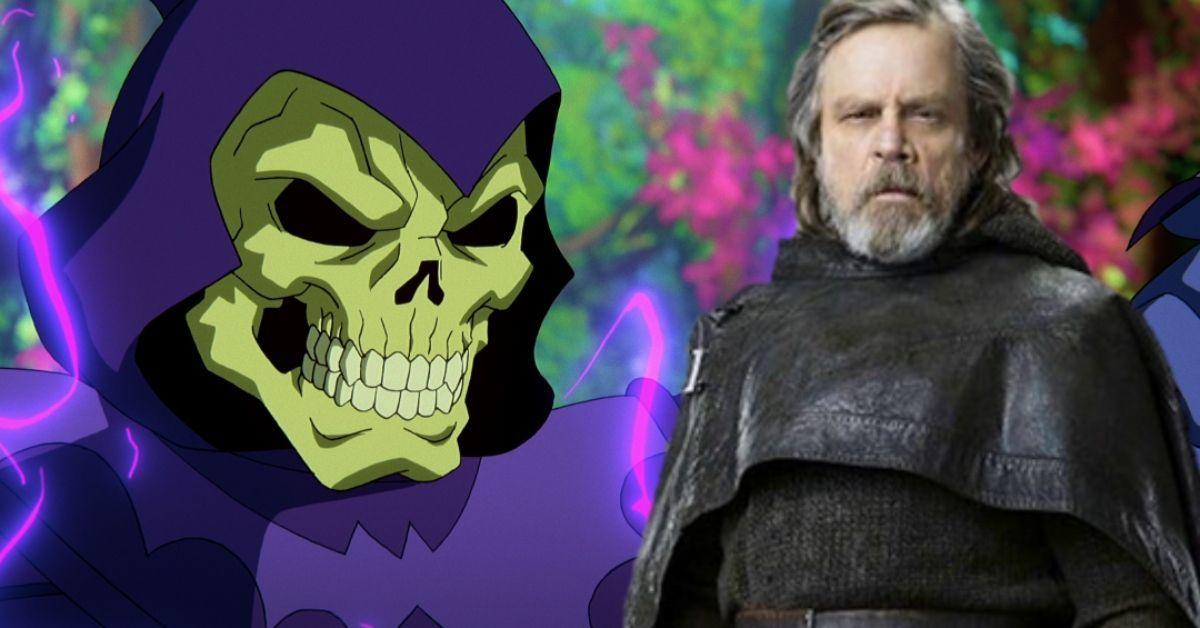 Masters of the Universe Revelation Mark Hamill Skeltor Netflix Kevin Smith