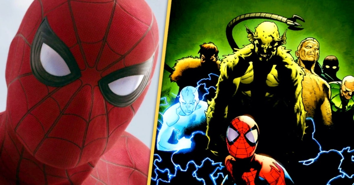 MCU Spider-Man Sinister Six