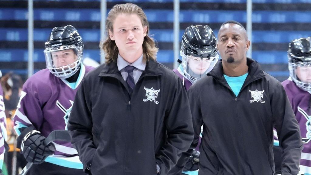 mighty ducks coach t