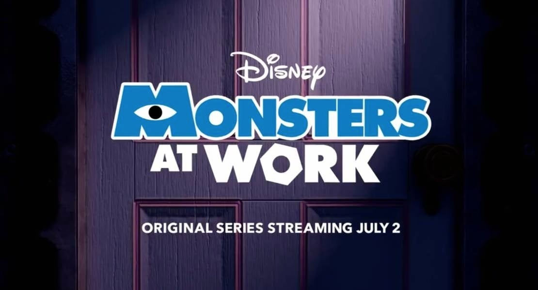 monsters at work teaser