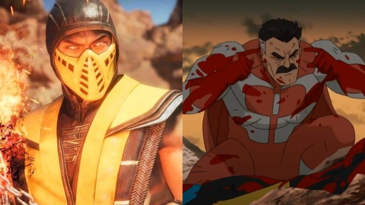 Mortal Kombat Invincible