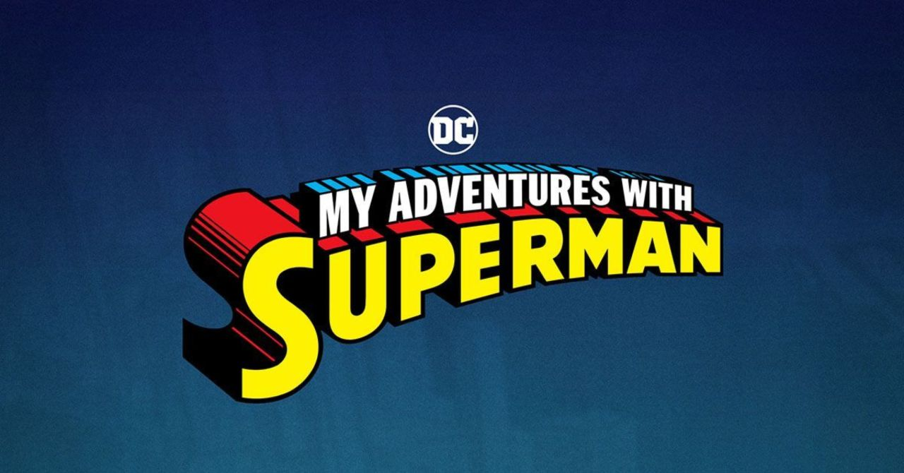 My Adventures With Superman Animated Series Announced for HBO Max and Cartoon Network