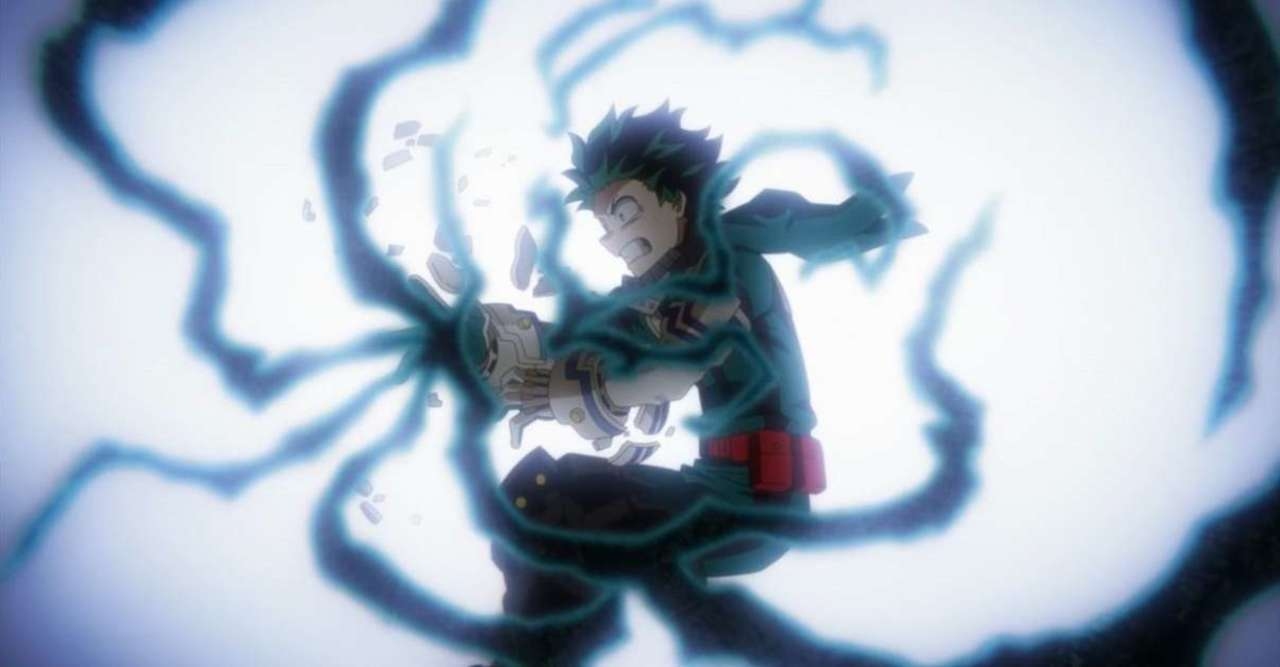 My Hero Academia Fans Are Freaking Out Over The Arrival of Black Whip - The  News Motion