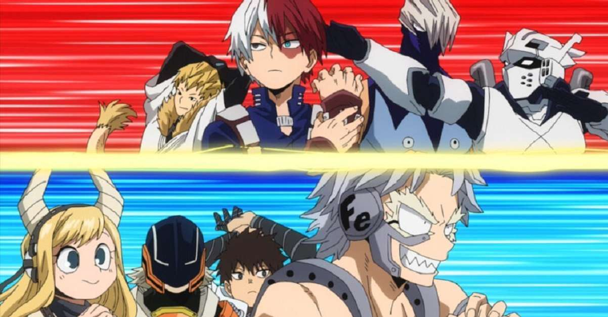 My Hero Academia Preview Images