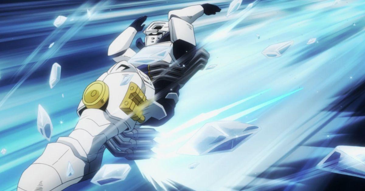 My Hero Academia Season 5 Recipro Turbo Tenya Iida Ingenium