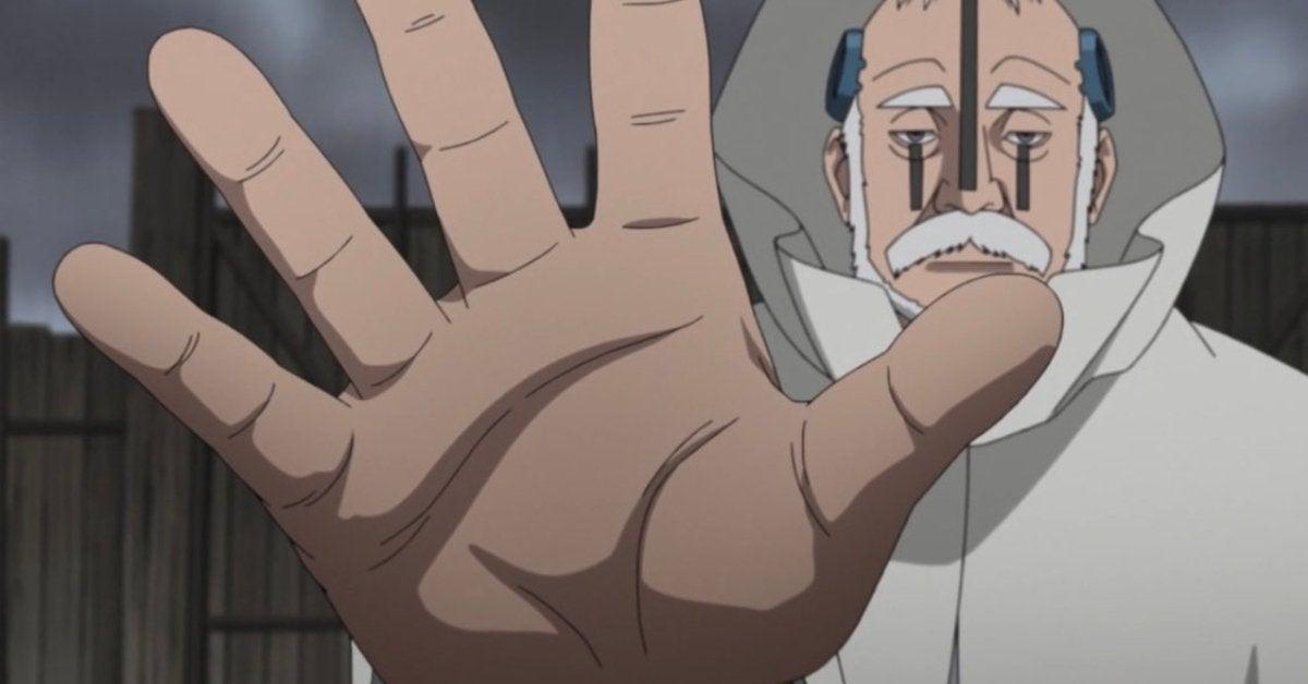 Naruto Boruto Boro Cult Leader Savior