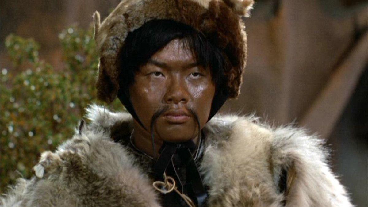 Nathan Jung Star Trek Genghis Khan