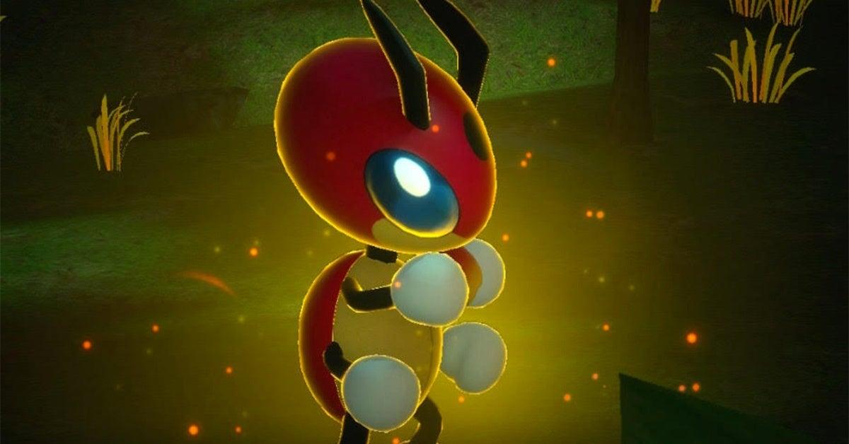 new pokemon snap ledian hed