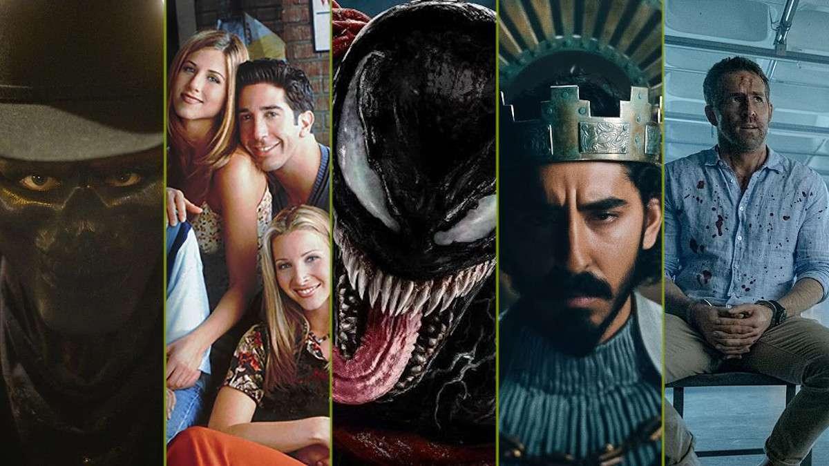 New Trailers Venom 2 Friends Reunion
