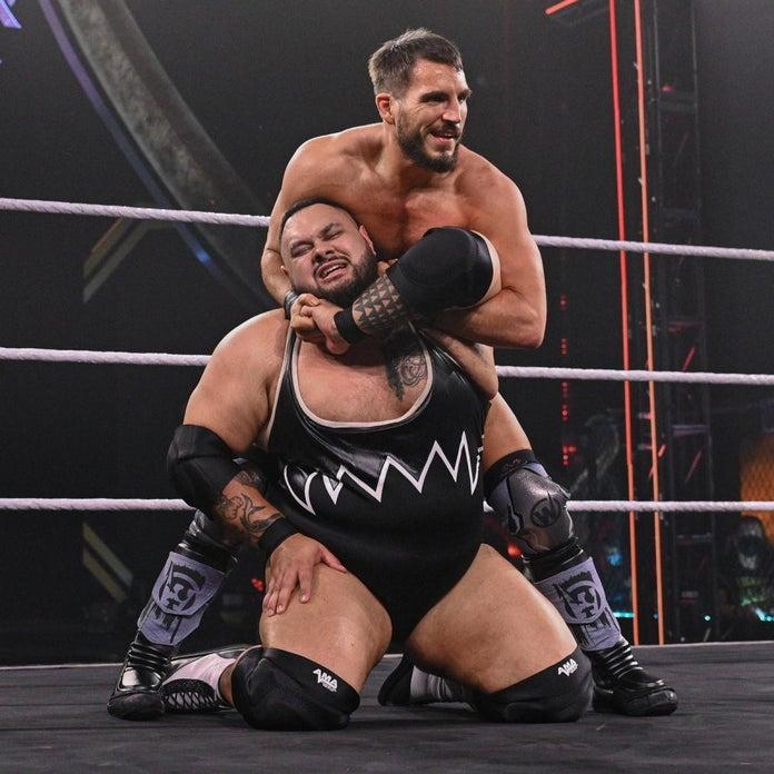NXT-Johnny-Gargano-Bronson-Reed-Match-1