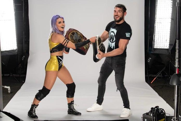 NXT-Johnny-Gargano-Candice-LeRae