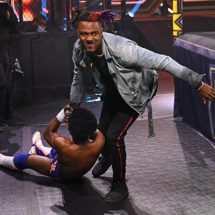 NXT-Swerve-Scott-Damage