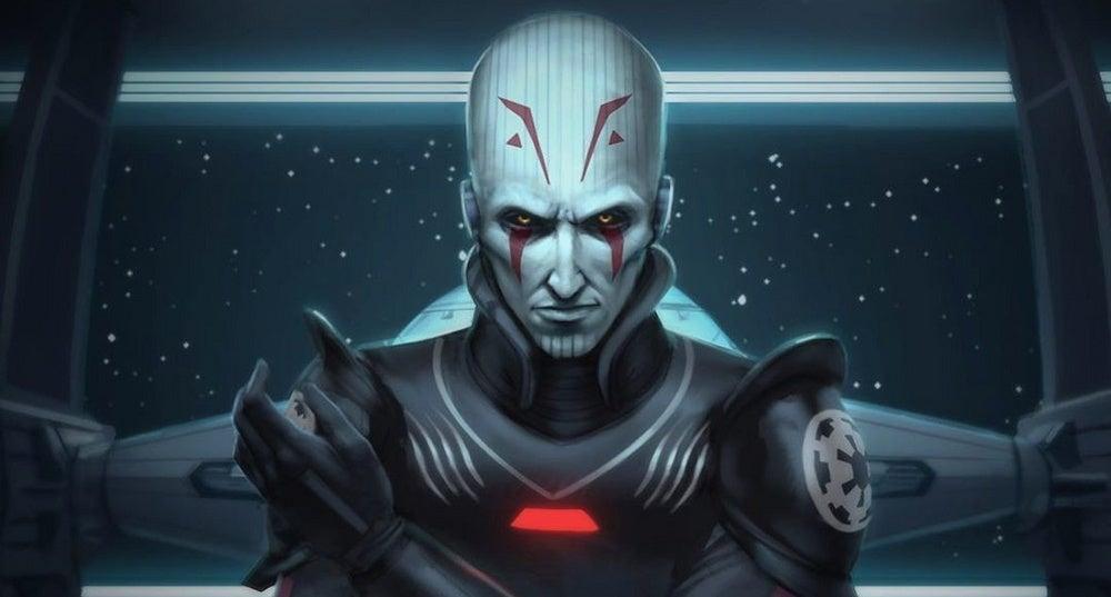Obi Wan Kenobi TV Series Inquisitors Returns Moses Ingram