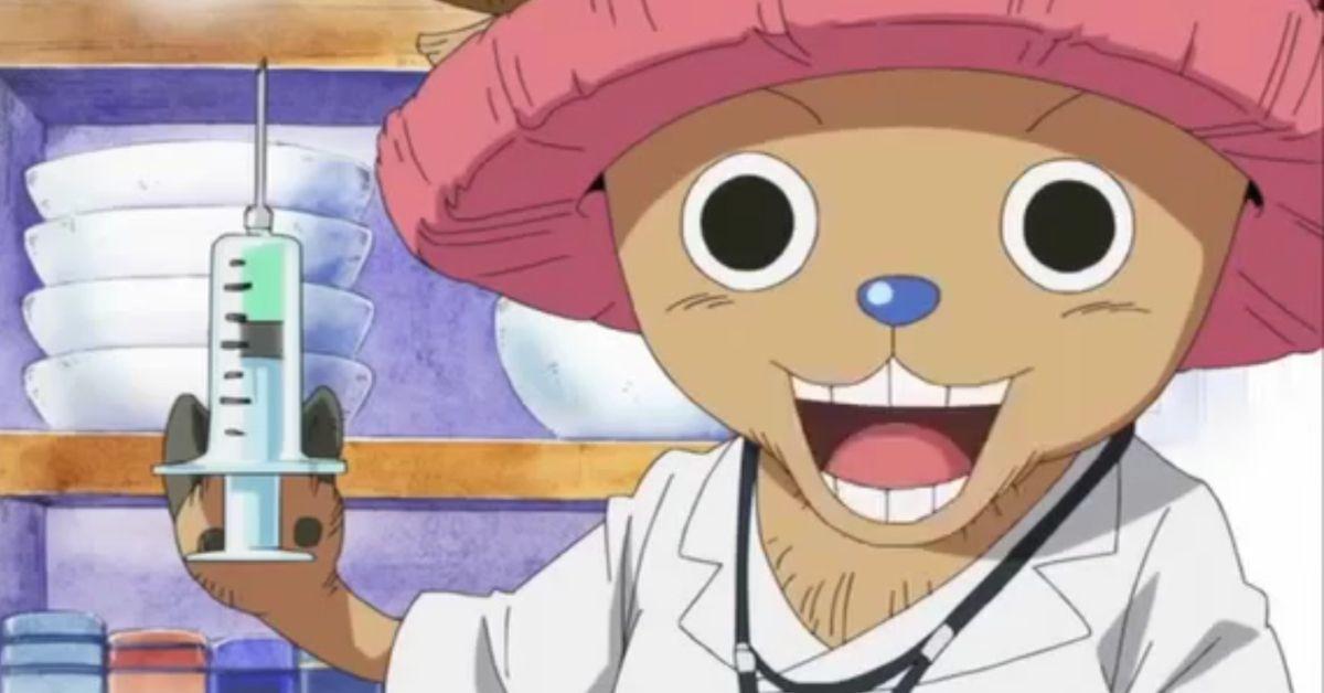 One Piece Dr Chopper
