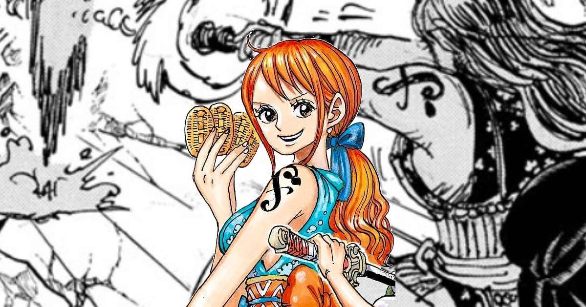 One Piece Nami Two Villains