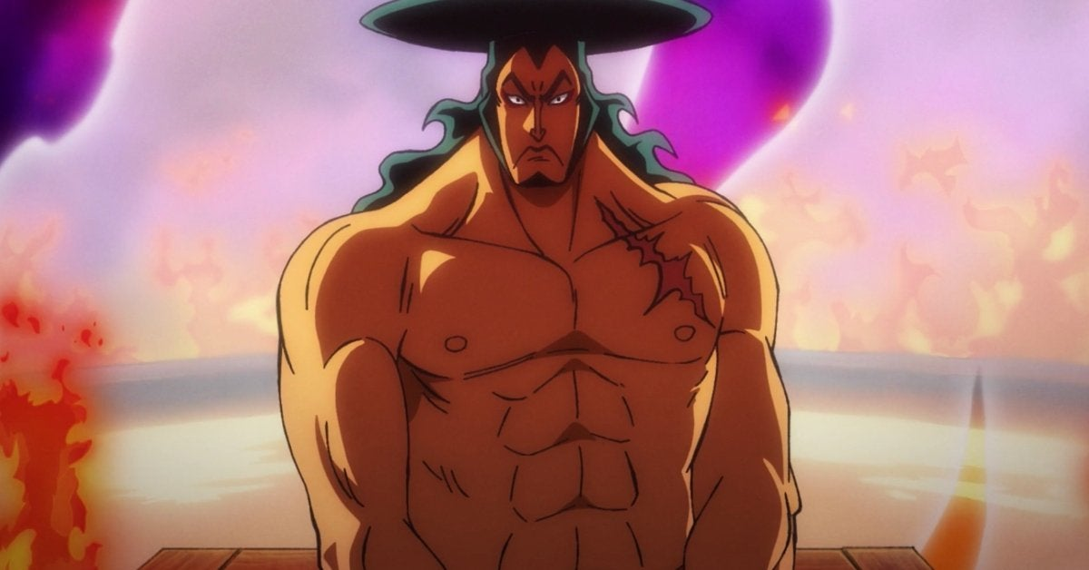 One Piece Oden Execution Boil Anime