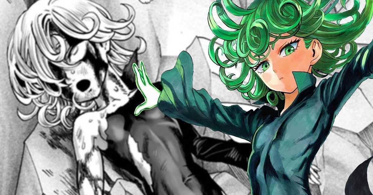 One-Punch Man Tatsumaki Death Tease Chapter 141 Cliffhanger Spoilers Manga