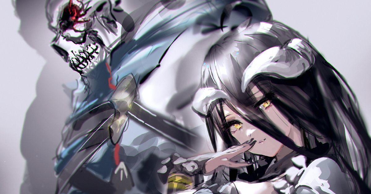 Overlord Season 4 Anime so-bin Visual