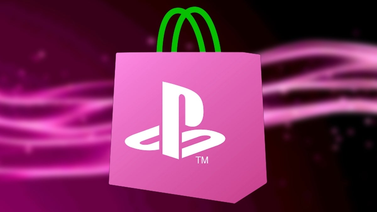 playstation store pink