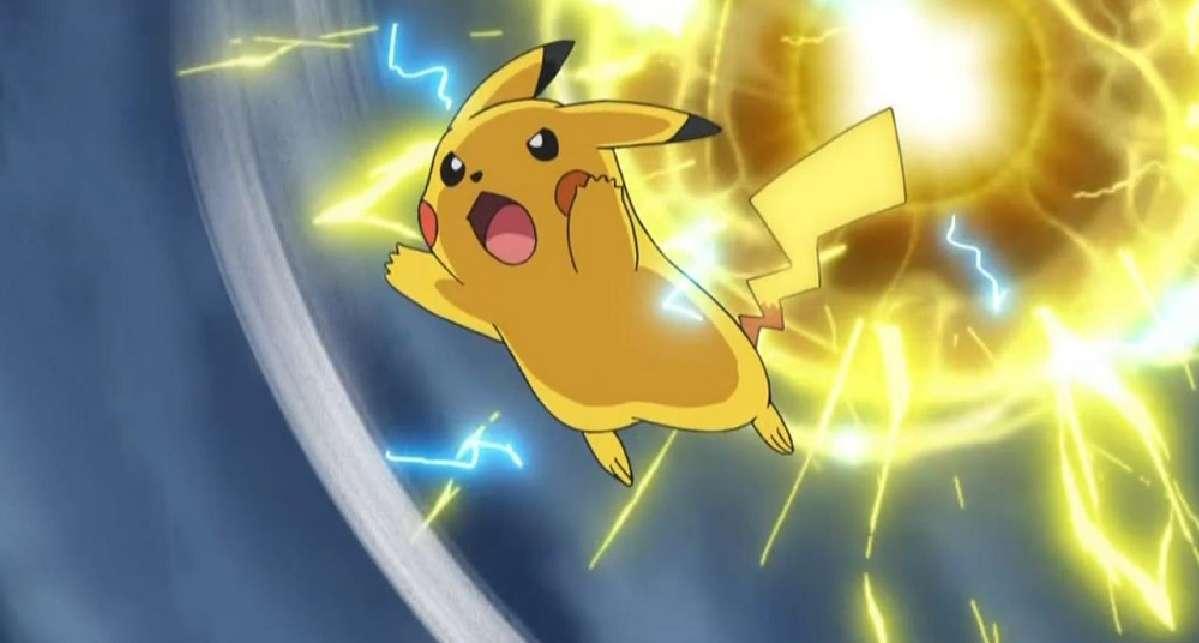 Pokemon Electric Billboards