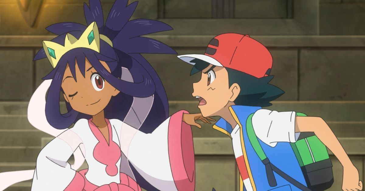 Pokemon Journeys Ash Iris Rematch Winner