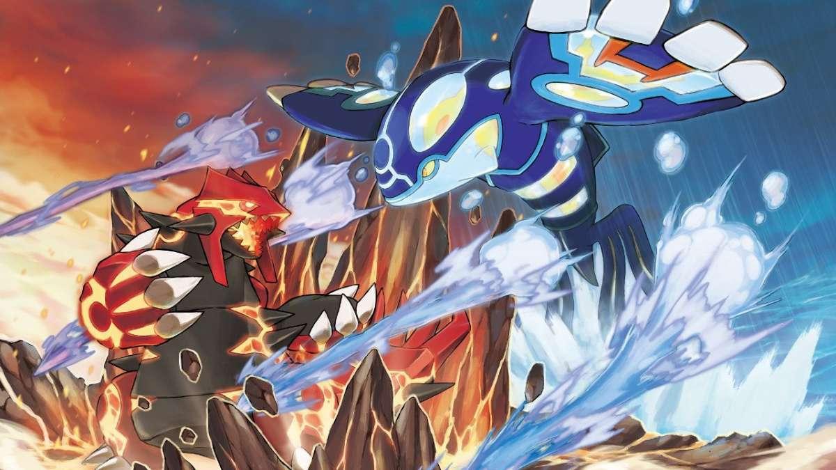 Pokemon Omega