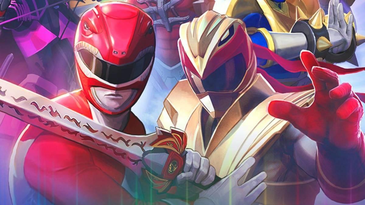 Power Rangers Ryu