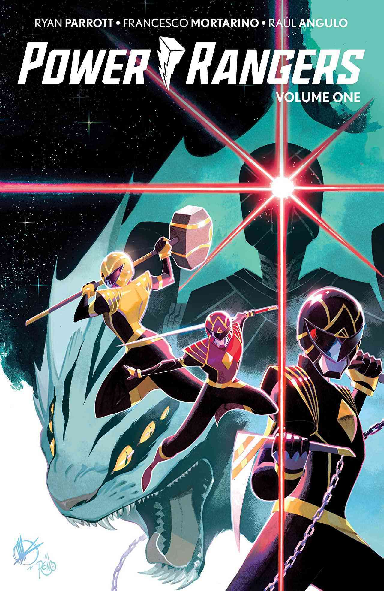 Power Rangers Vol 1