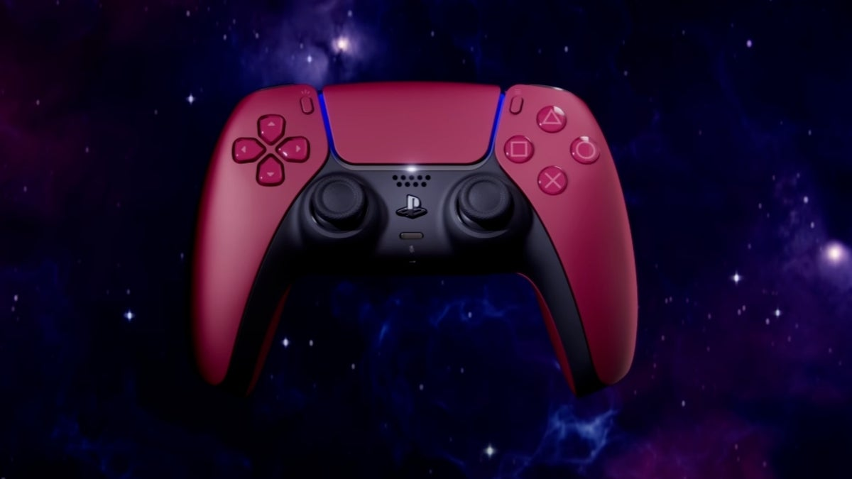 PS5 DualSense Red