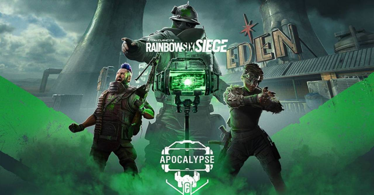 Rainbow Six Siege Apocalypse Event Adds New Mode, Skins, and More