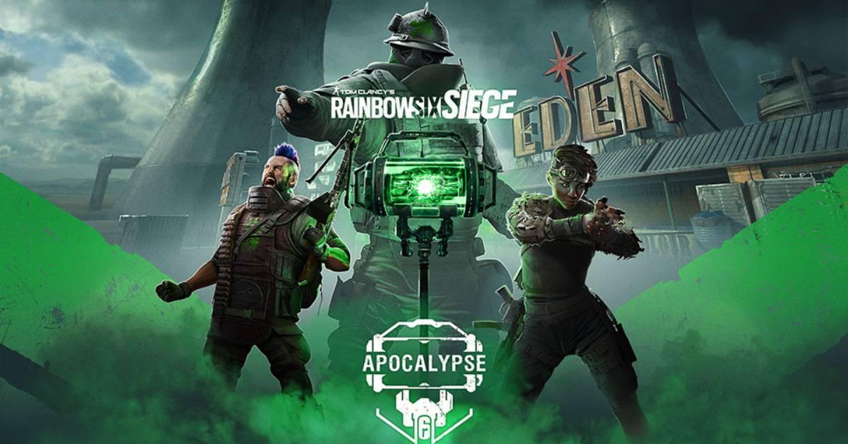 Rainbow Six Siege Apocalypse