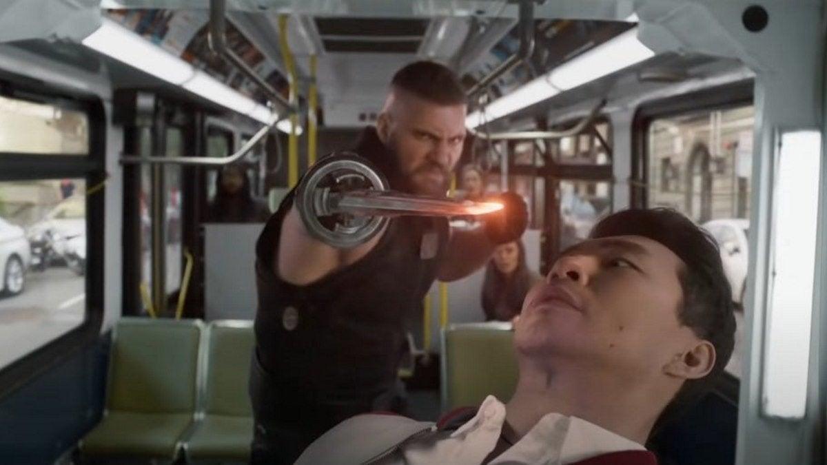 Razor Fist Marvel Shang-Chi Movie