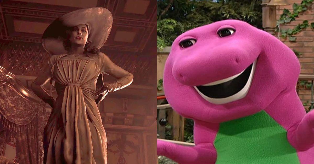 Resident Evil Barney