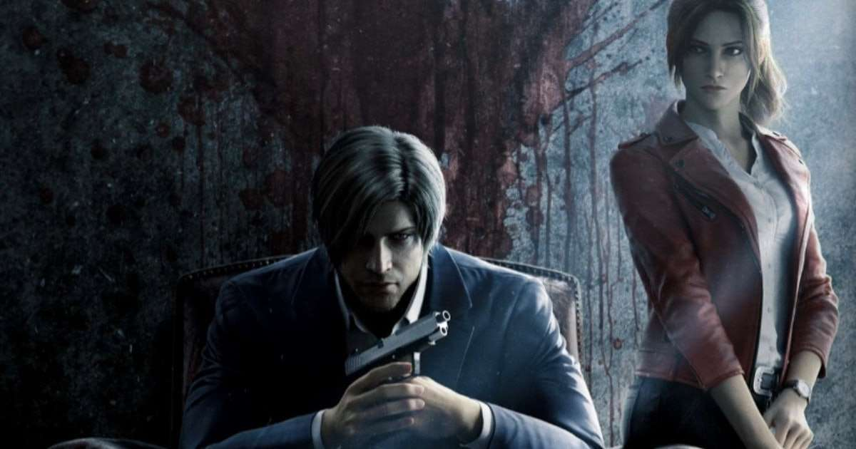 Resident Evil Infinite Darkness Characters