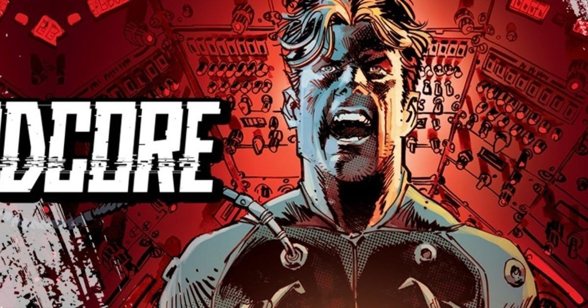 Robert Kirkman Hardcore Comic Movie Director Adam Wingard
