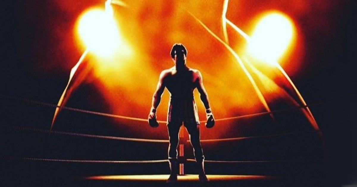 Rocky IV Directors Cut Post Sly Stallone