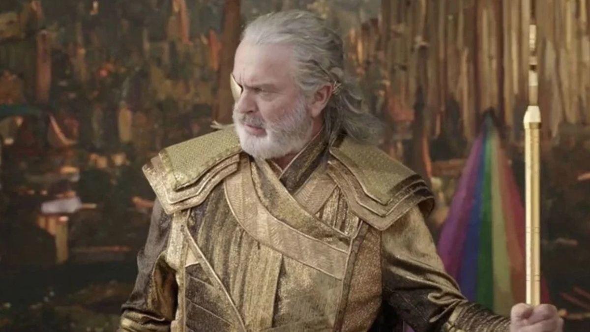 Sam Neill Thor Odin