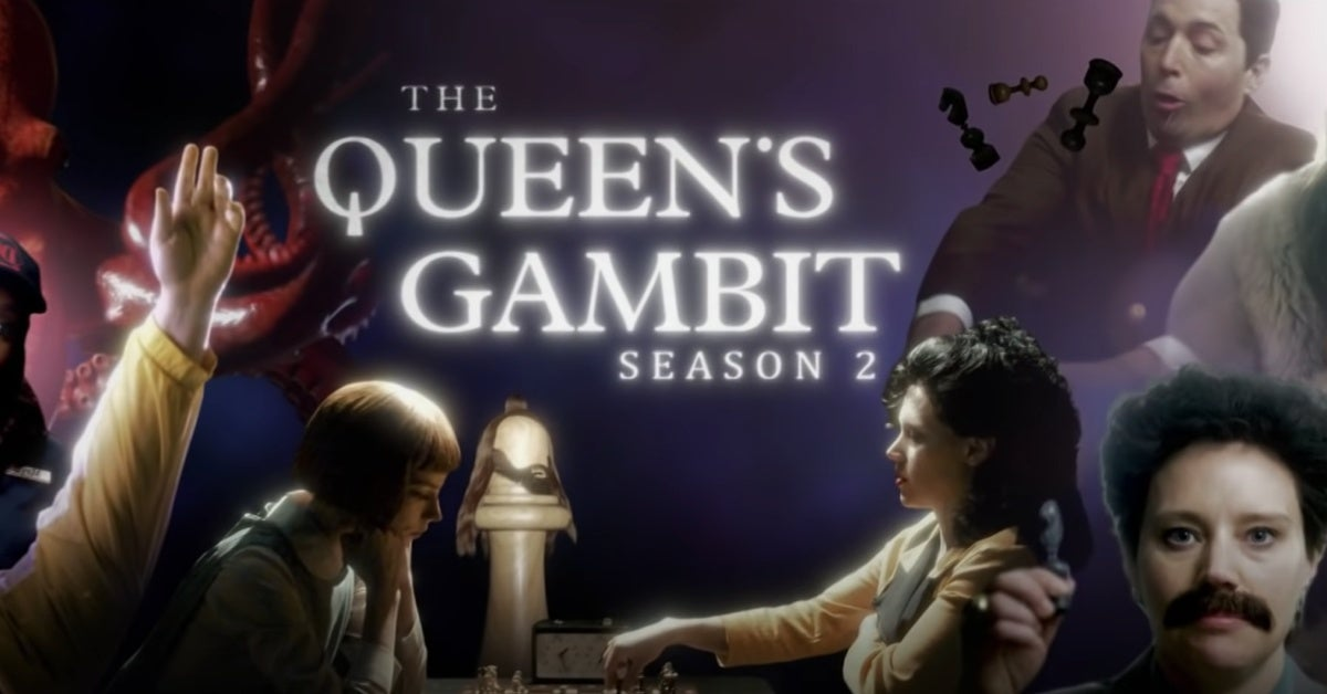 saturday night live the queen's gambit season 2