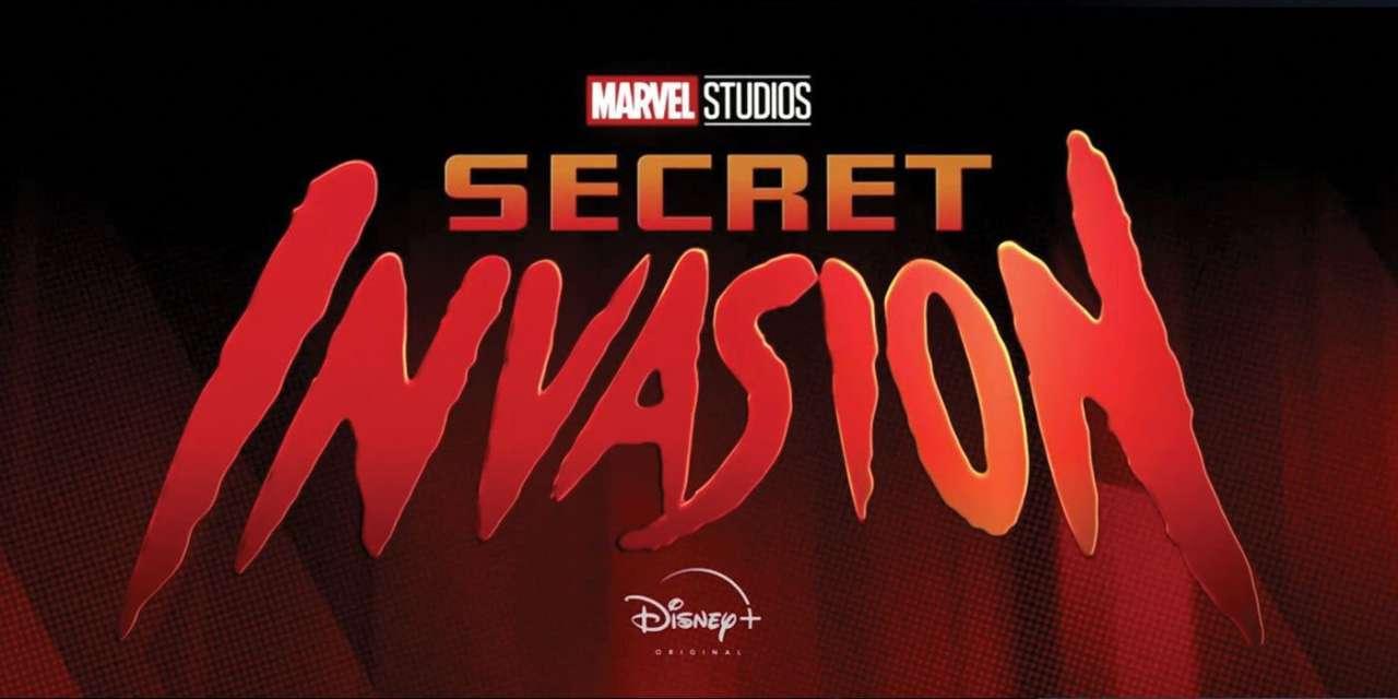 secret invasion logo