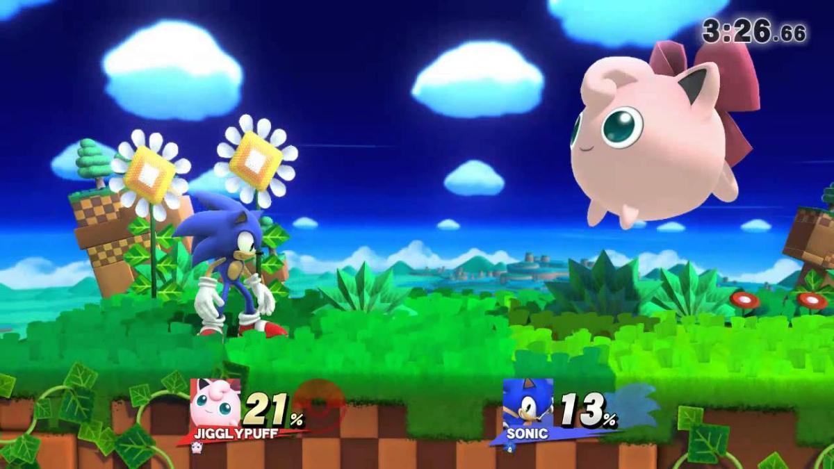 Smash Sonic Jiggly